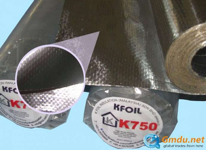 K750 - Reflective Insulation/Radiant Barrier