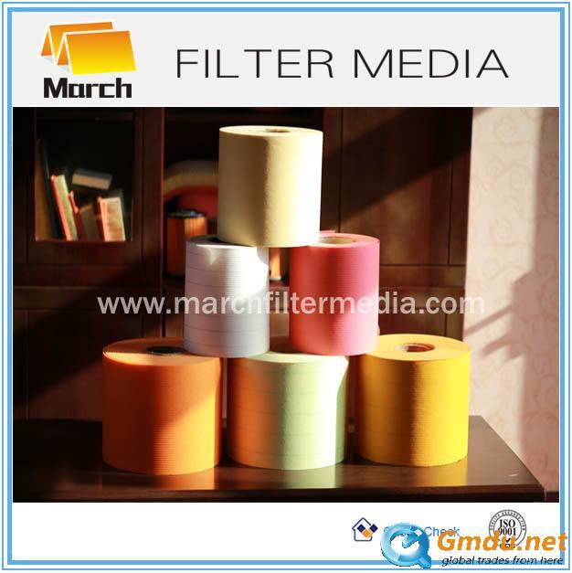 automobile oil filter paper