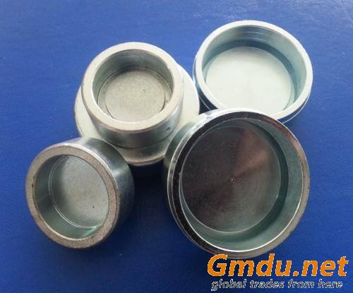 Precision Parts made in Taiwan