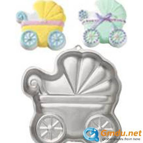 Aluminium alloy cake pan, cake mould ACM-038