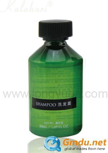 shampoo bath gel in bottle