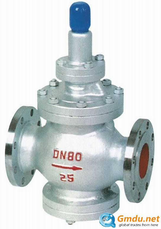Y43H Pilot piston type steam pressure reducing valve