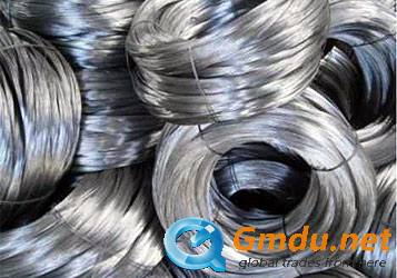 THERMALLY TREATED ROLLED WIRE