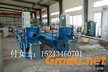 hydraulic hose forming machine