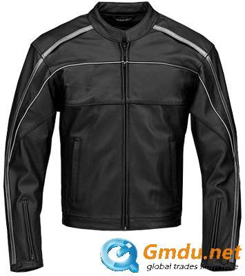 Leather motorbike jackets & Gloves