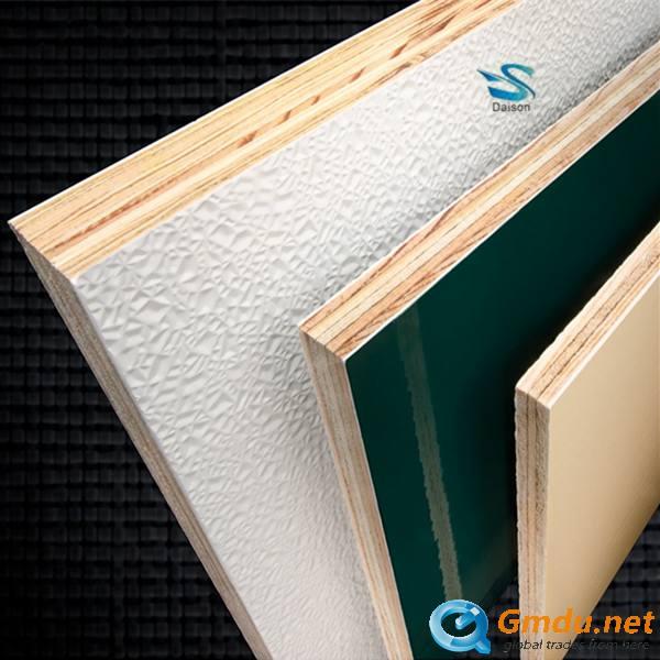 Corrosion-resistant fiberglass board ballistic panel