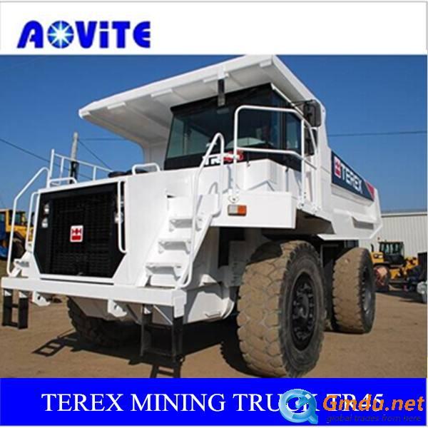 Terex tr45 ton rigid haul truck spar parts