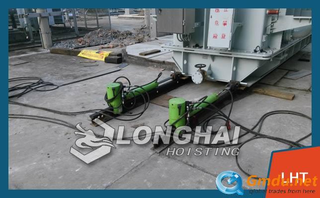 Skidding System 400T