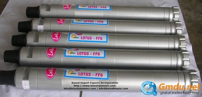 Lotus DTH Hammers