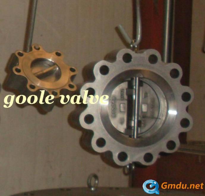 Wafer Lug Check Valve