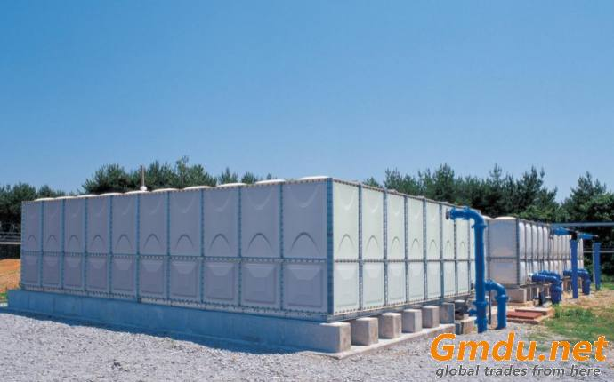 WRAS approved GRP Tanks