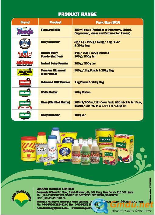 Premium Skimmed Milk Powder