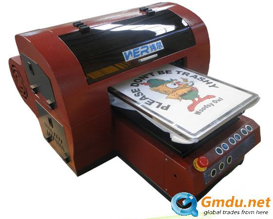 Direct to Garment T-Shirt Printer for Fabric and Cotton