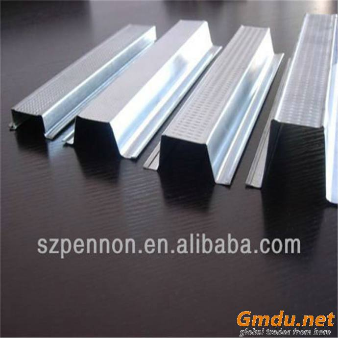 galvanized omega channels furring channel suspended ceiling system