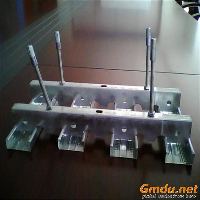 light steel suspended mian channel furring channel