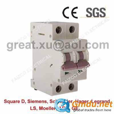 Moeller L7 MCB circuit breaker Leitungsschutzschalter