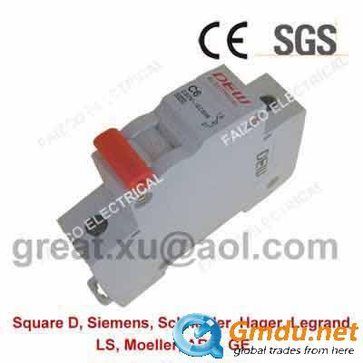 Schneider Domae mcb Circuit breaker Solo mcb
