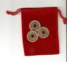 Coin Bag & Velvet Coin Drawstring Bag
