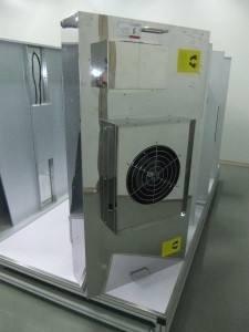 Stainless Steel 201 Fan Filter Unit
