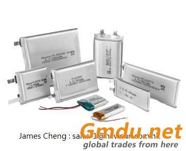 CR / LIR / ML / PL (polymer) Batteries