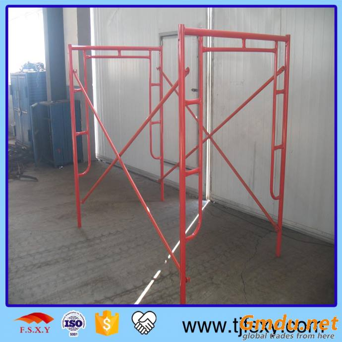 Dip Patented Steel Ladder Scaffolding Frame