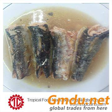 canned mackerel in natural oil 425g