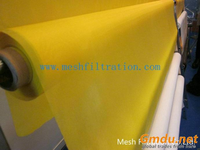 90t 230 Inch Polyester Printing Mesh Fabric, Plain Weave Bolting Cloth