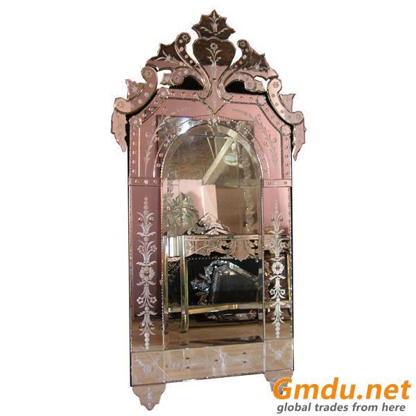 Pundaan wall venetian mirror – 1045