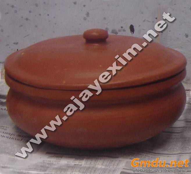 Terracotta Rice & Curry Bowl