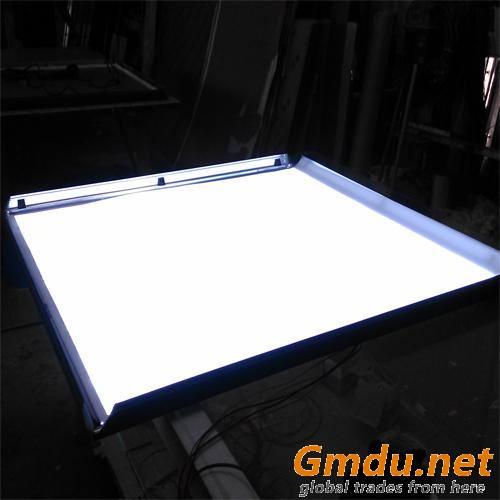 Acrylic light guide panel for large lighting width LED panel display(LGAC2)