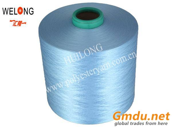 150d bright polyester dty yarn