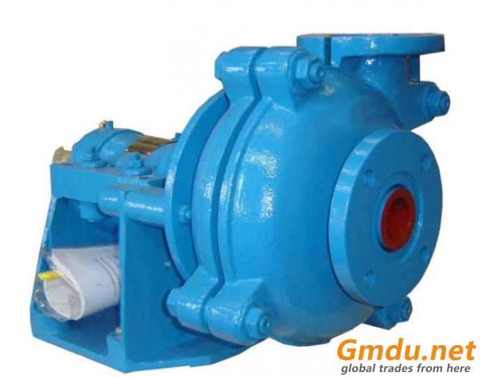 6x4 centrifugal slurry pump