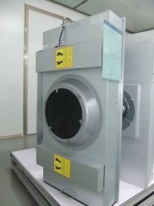 Fan Filter Unit (FFU) for Electronics