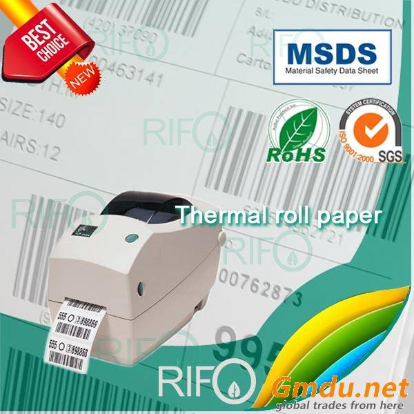 Printable PP Synthetic Paper for Self Adhesive Label Materials
