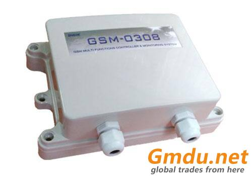 GSM Tank And Water Pump Remote Monitoring And Control System
