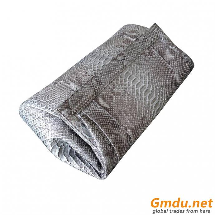 Genuine Python Snakeskin Leather Bags