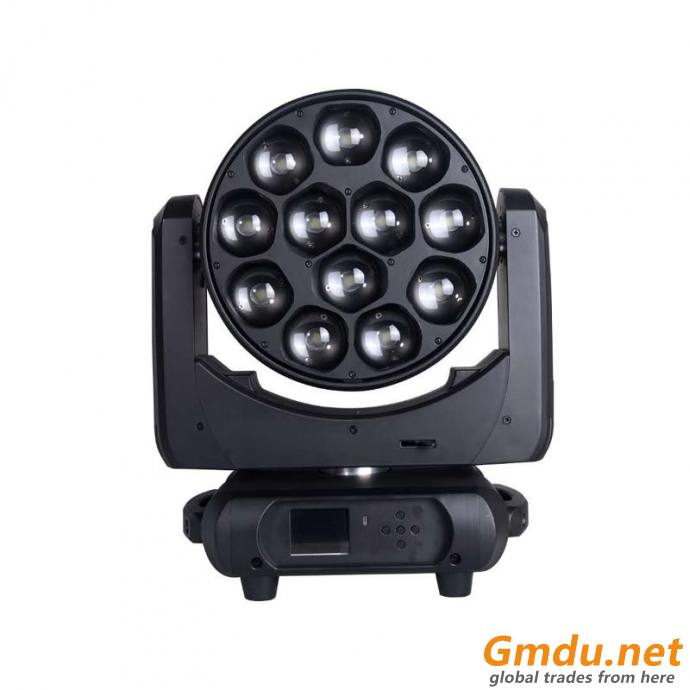 Moving Heads, 12*40W 4in1 LED Zoom Moving Head Light (PHN036)