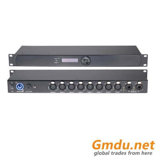 ArtNet DMX Converter 8 (PHD042)