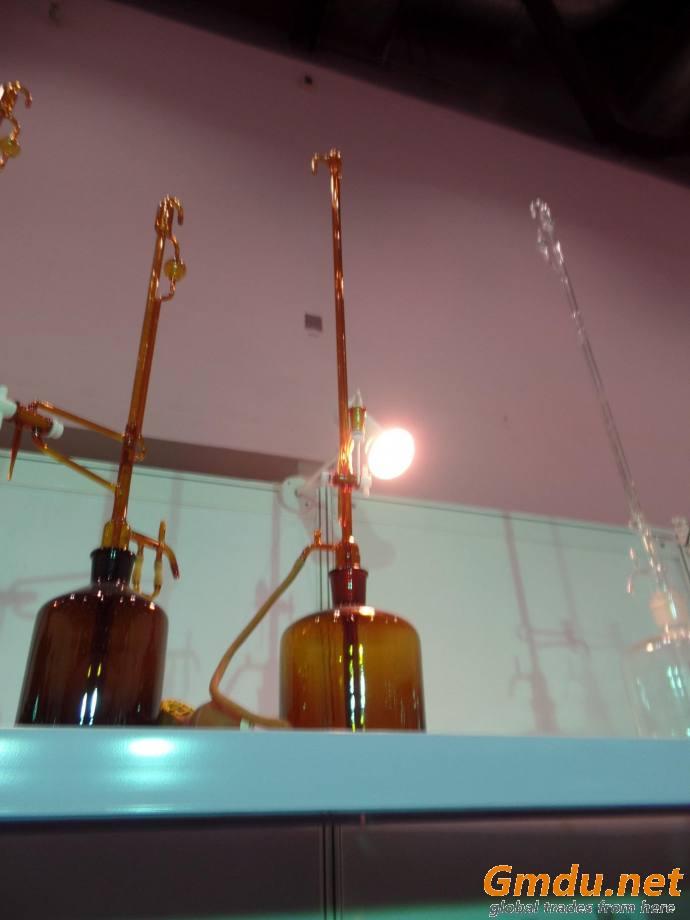 Laboratory burettes