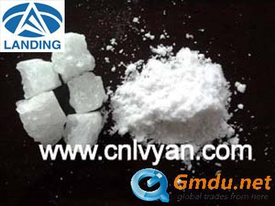 Aluminum potassium sulphate
