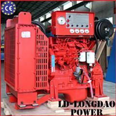 Fire-Fighting Emergency Fire Pump Diesel Engine