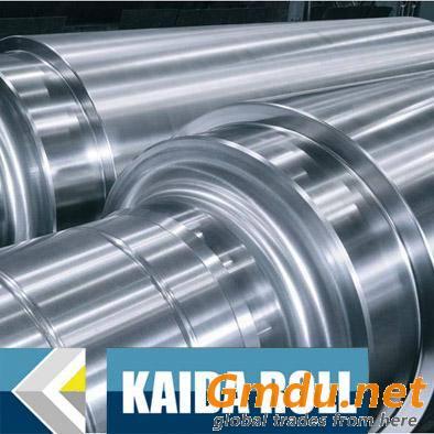 Enhanced High Chromium Cast Iron Roll (En-HiCr)