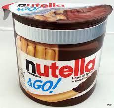 Ferrero Nutella & GO