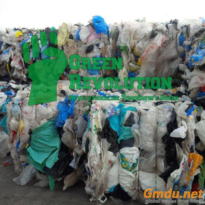 High volume of LDPE film to go