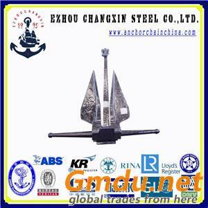 China New Danforth High Holding Power Boat Anchor - China