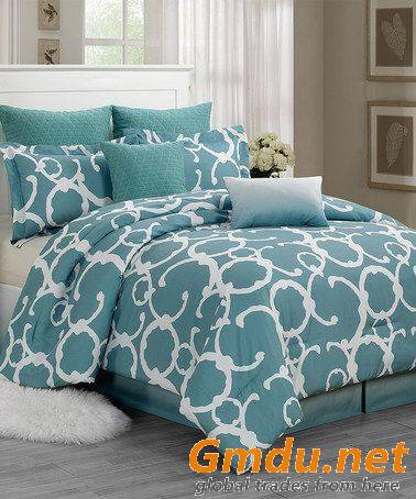 Bed sheet, bed cover, Apparel item
