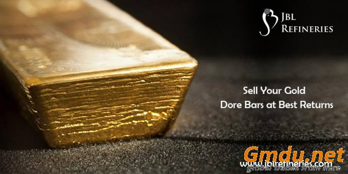 Gold and Silver Dore Bars