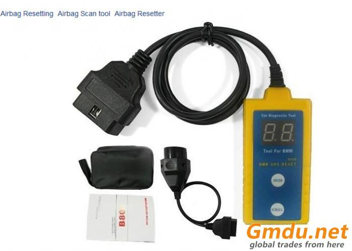 B800 SRS Reset Scanner OBD Diagnostic Tool for BMW Car Vehicle Airbag Car Electr