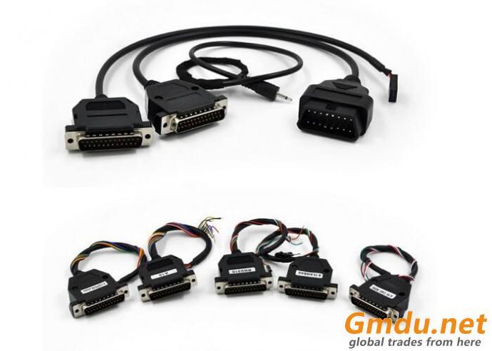 Carprog V7.28 Full Set ECU Chip Tunning Tools with 21 Adapters