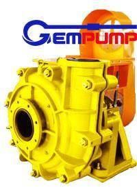 8x6 heavy duty slurry pump